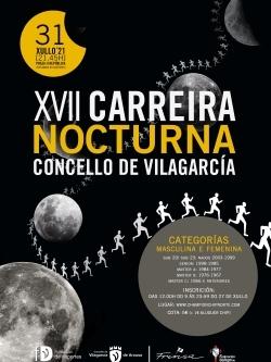 XVI CARREIRA NOCTURNA CONCELLO DE VILAGARCÍA