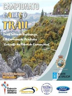 TRAIL SERRA DO BARBANZA 2021  - VII CAMPIONATO DE GALICIA DE TRAIL 2021