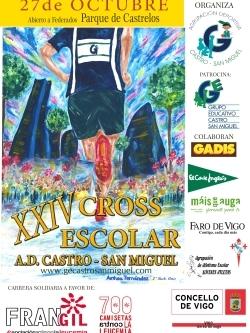 XXIV CROSS ESCOLAR AD CASTRO - SAN MIGUEL