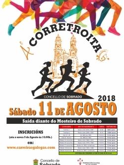 IV CORRETROITA POPULAR CONCELLO DE SOBRADO