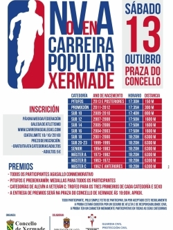 IX CARREIRA POPULAR DE XERMADE