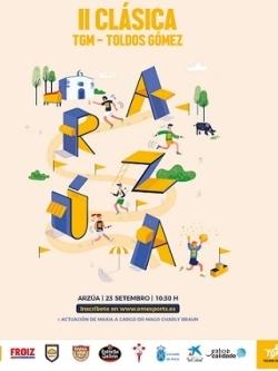 II CLÁSICA TGM-TOLDOS GÓMEZ ARZÚA 2018
