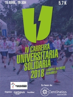 IV CARREIRA UNIVERSITARIA SOLIDARIA CAMPUS NA NUBE – RUN4MED