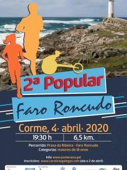 II POPULAR FARO RONCUDO - APRAZADA