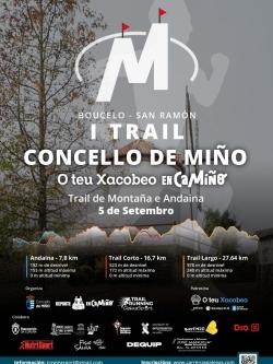 I TRAIL CONCELLO DE MIÑO - BOUCELO SAN RAMÓN