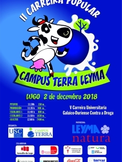 II CARREIRA POPULAR CAMPUS TERRA LEYMA