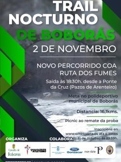 TRAIL NOCTURNO DE BOBORÁS