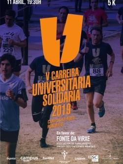 V CARREIRA UNIVERSITARIA SOLIDARIA CAMPUS NA NUBE – RUN4MED
