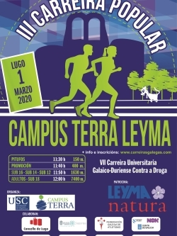 III CARREIRA POPULAR CAMPUS TERRA LEYMA