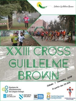 XXIII CROSS GUILLELME BROWN
