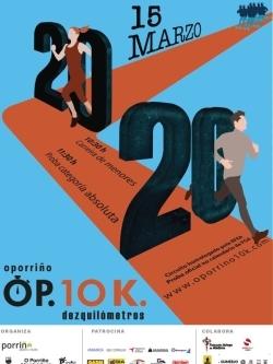 10KM DE PORRIÑO 2020 - APRAZADA