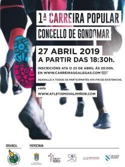 I CARREIRA POPULAR CONCELLO DE GONDOMAR