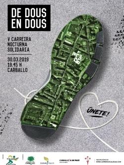 """V CARREIRA POPULAR """"DE DOUS EN DOUS"""""""