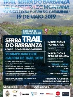 TRAIL SERRA DO BARBANZA 2019. - V CAMPIONATO DE GALICIA DE TRAIL